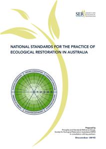 Eco Restoration Standard