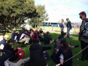 2 Leeming SHS briefing 13 Jun