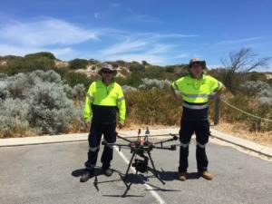 Aerial survey team1